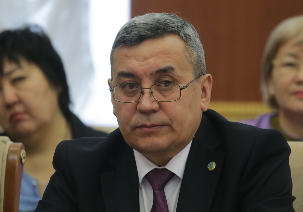 Досье: Лямбеков Арман Сапаргалиевич, Арман Лямбеков, досье, назначение