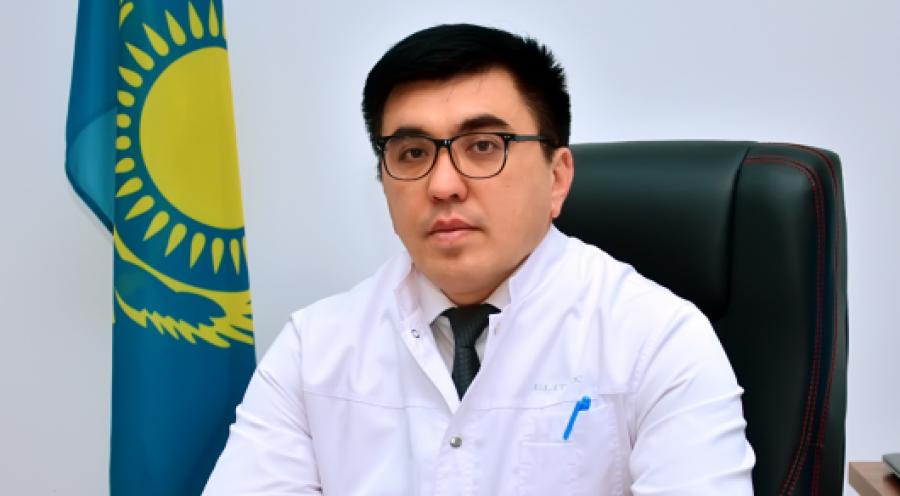 Досье: Донбай Абылай Абдужаппарулы , Абылай Донбай, досье, трансплантология