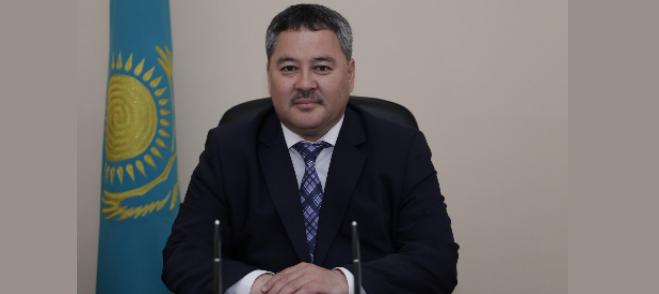 Досье: Абдуллин Мавр Ергалиевич, Мавр Абдуллин, досье, акимат Актюбинской области