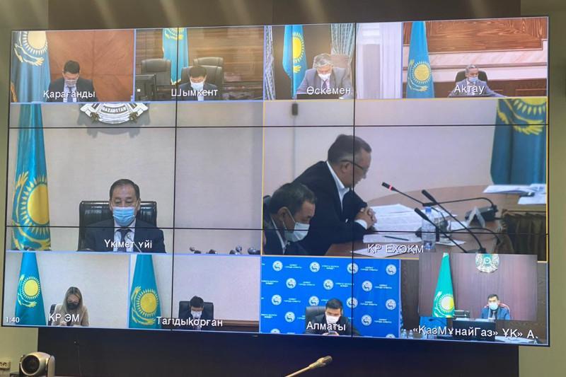 Ералы Тоғжанов әлеуметтік диалогты дамыту бойынша бірқатар міндеттер қойды