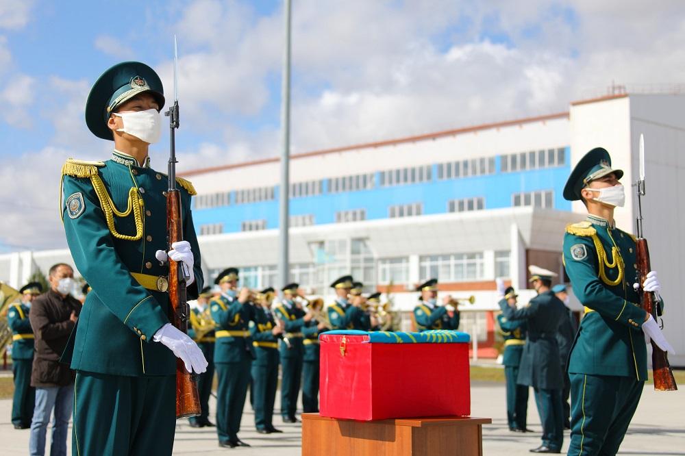 Двое казахстанских солдат, погибших во время ВОВ, будут перезахоронены на родине