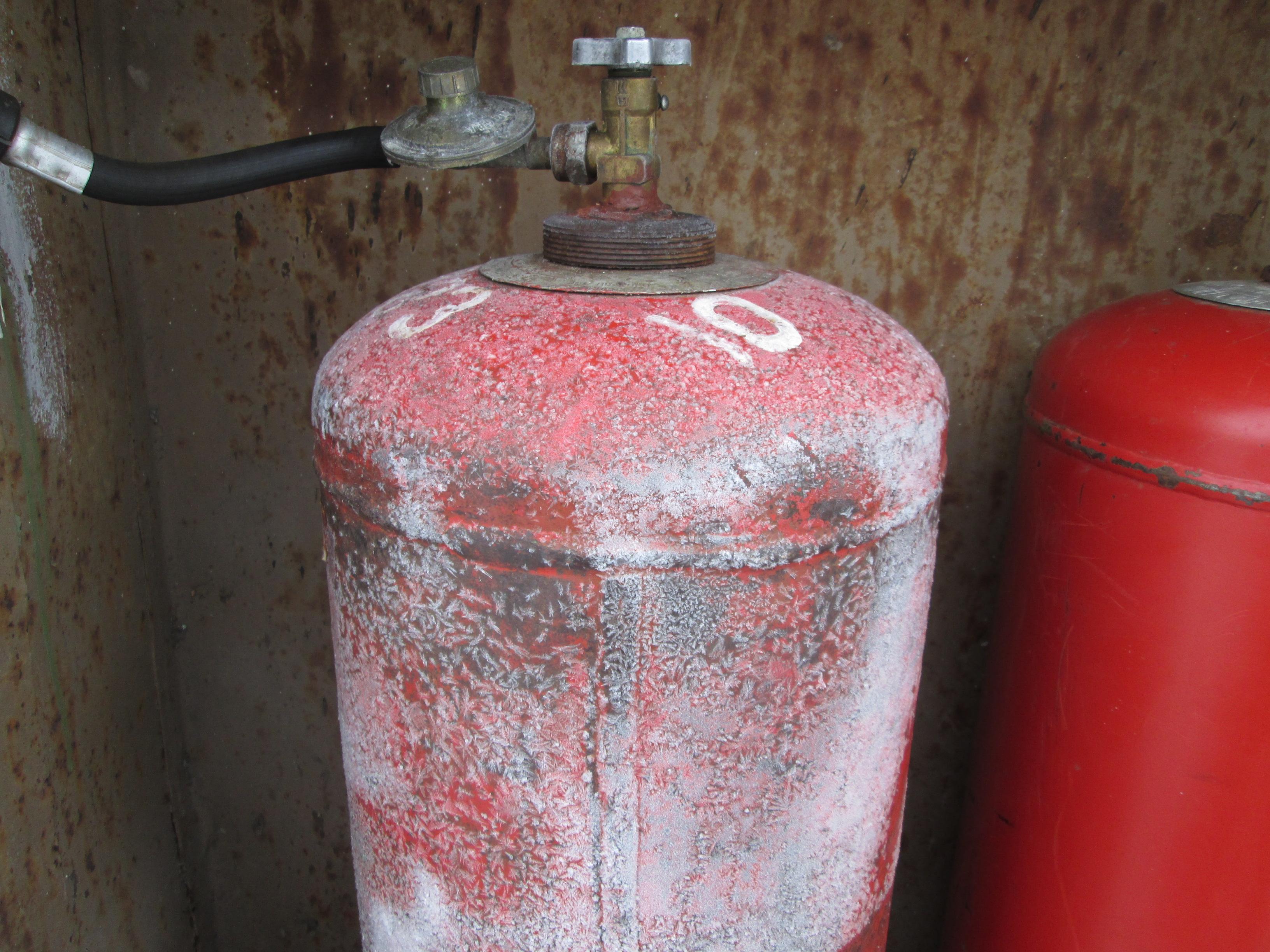 Елімізде тұрғындар қолданылатын газ баллондарының сапасы сын көтермейді