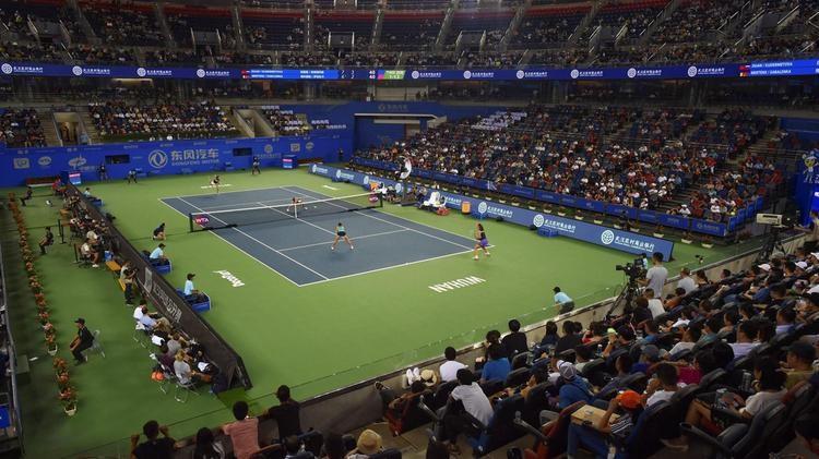 Қытайдағы WTA және АРТ турнирлер өткізілмейтін болды