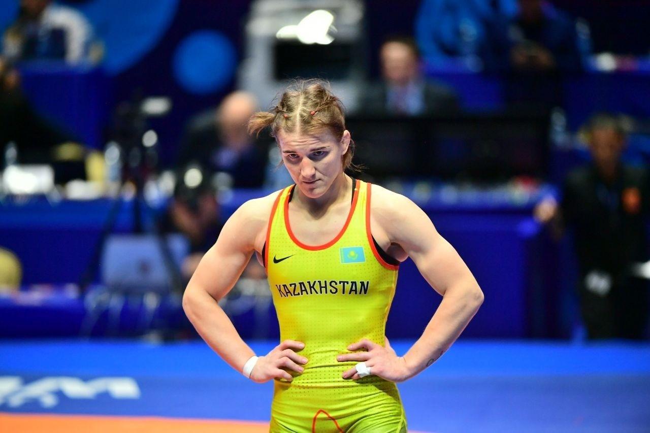 Назван состав женской команды Казахстана по борьбе на Poland Open