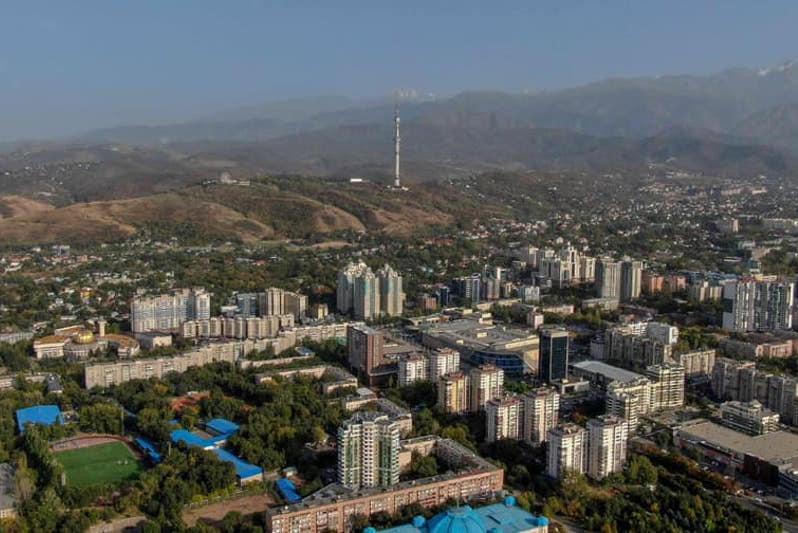 Президент Казахстана прибыл в Алматы с рабочей поездкой
