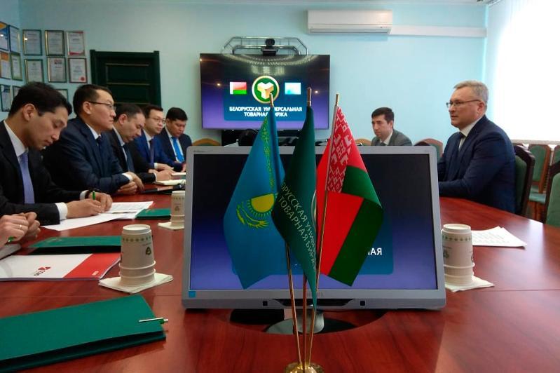 Казахстан готов продавать нефть в Белоруссию при условии уплаты экспортной пошлины