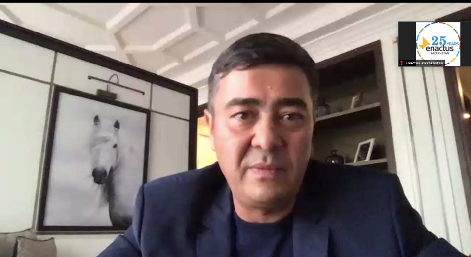 Арманжан Байтасов: «Кто выжил в коронакризис, тот стал крепче»