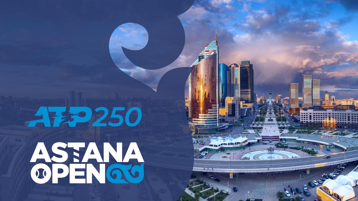 Елордада Astana Open ATP 250 халықаралық турнирі өтеді