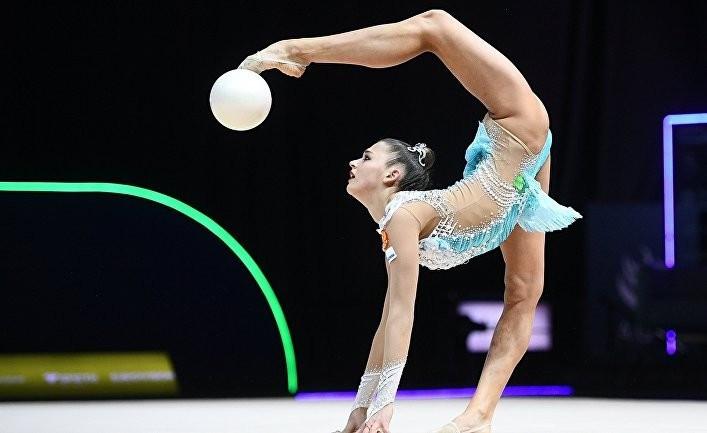 Испанский этап Кубка мира по художественной гимнастике отменен