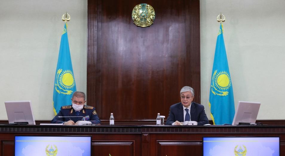 Токаев: «Сохранение стабильности государства и единства общества является главной задачей»