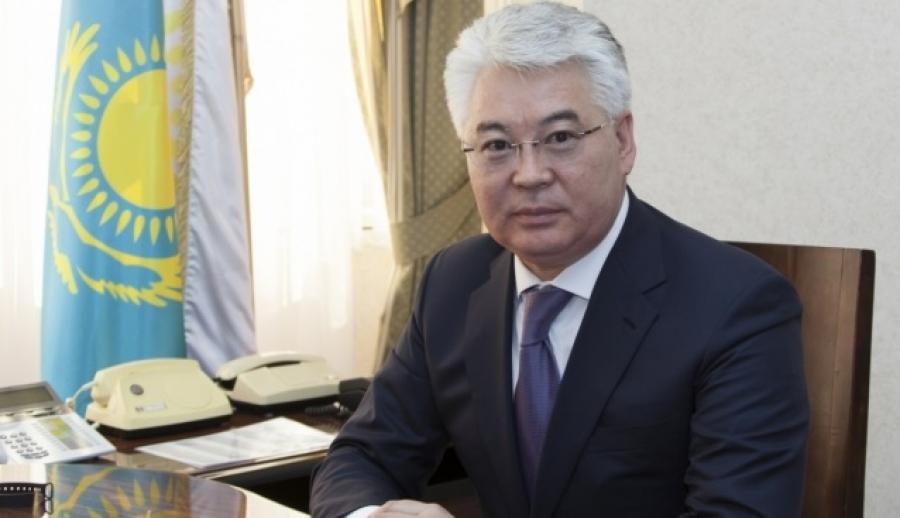 Бейбут Атамкулов назначен министром индустрии и инфраструктурного развития