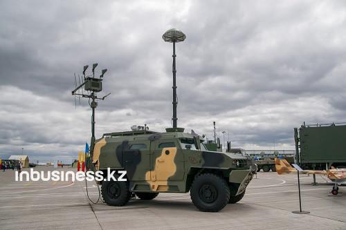 Казахстан из-за коронавируса отложил проведение выставки вооружений KADEX на год