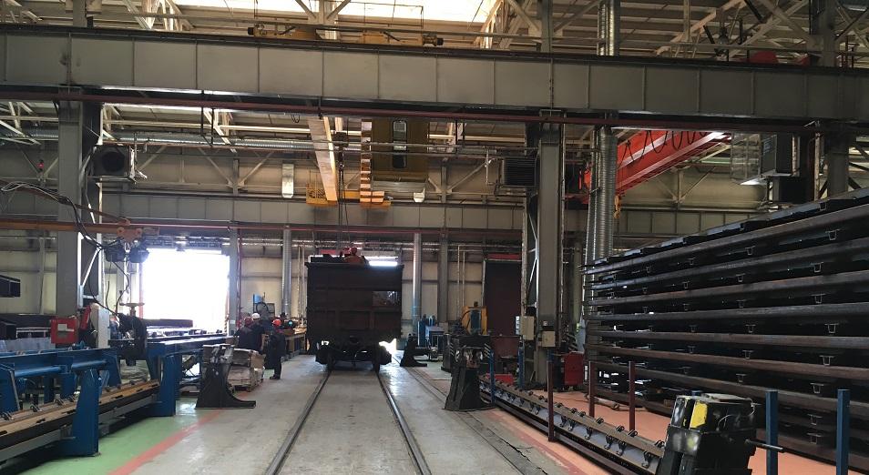 Экибастузской вагоностроительной компании пообещали дать заказ