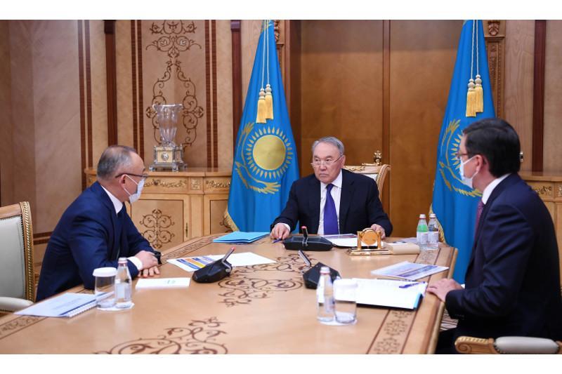 Нурсултан Назарбаев выразил поддержку дальнейшему развитию СВМДА