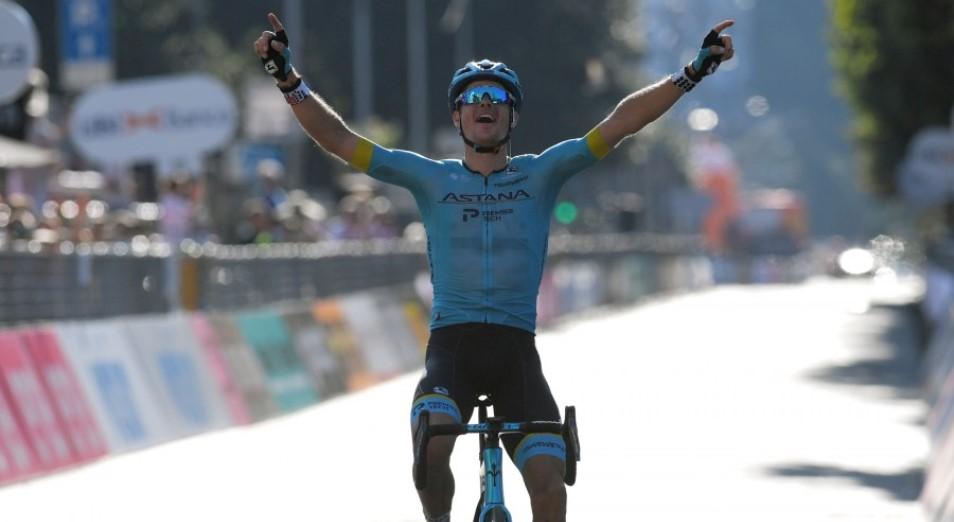 Фульсанг стал капитаном Astana – Premier Tech на Туре Швейцарии