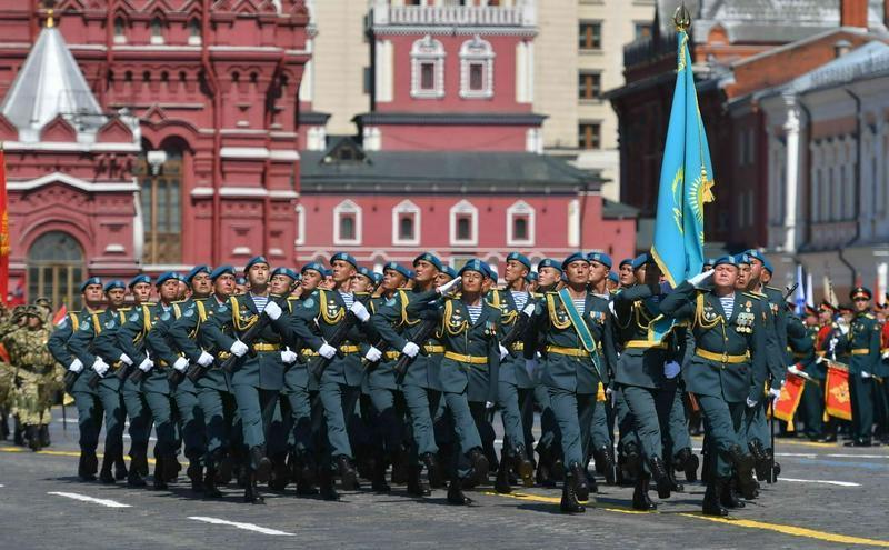 Президент Казахстана не планирует визит в Москву для участия в параде Победы