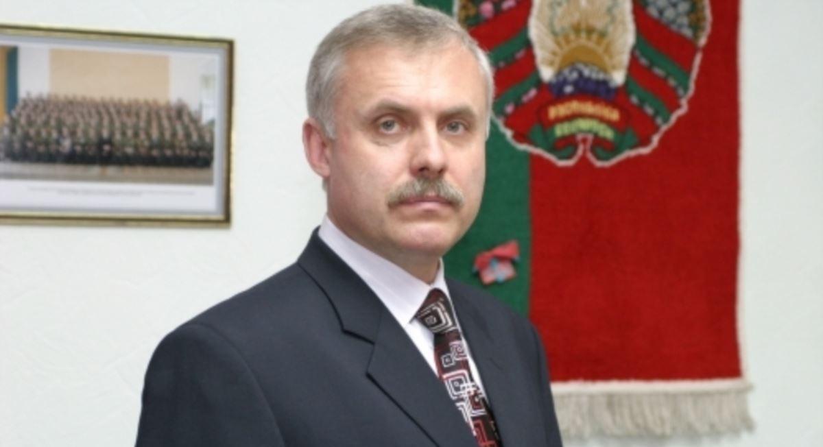 Зась освобожден от должности госсекретаря Совбеза Беларуси