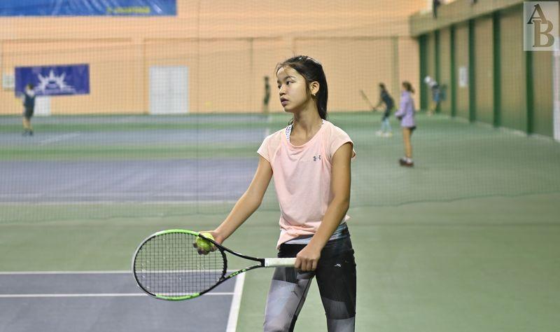 Теннисші Зара Дәркен Сербиядағы халықаралық турнирдің финалына шықты