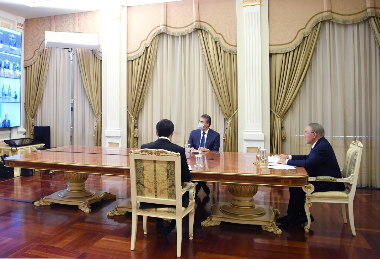 Елбасының төрағалығымен Қазақстан Республикасы Қауіпсіздік Кеңесінің отырысы өтті