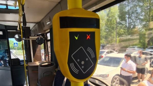Алматыдағы қоғамдық көліктерде QR және SMS төлем жүйелері алынып тасталды