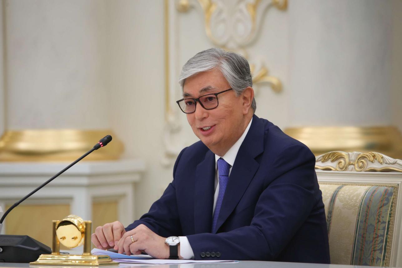Мировые лидеры поздравили президента Казахстана с Днем независимости страны