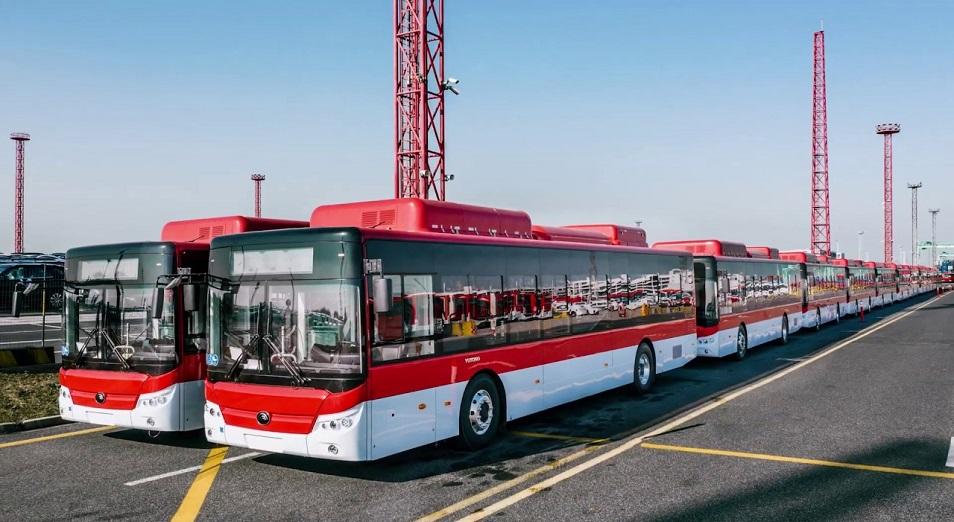 СКО закупит 100 автобусов на сумму 5 млрд тенге