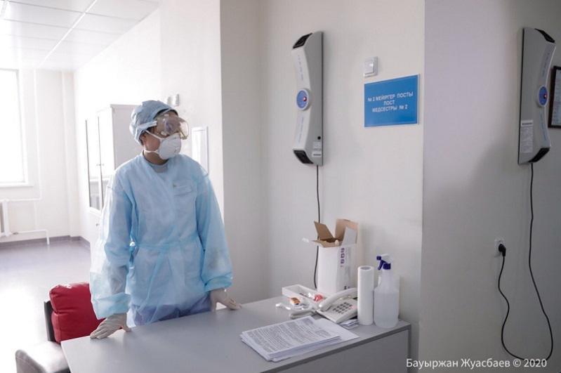 Еще пять заболевших коронавирусом выявлены в Казахстане, общее число зараженных достигло 49