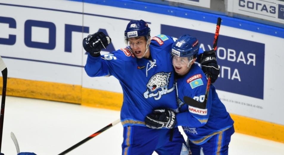 Регулярка КХЛ: «Барыс» вышел на положительный баланс