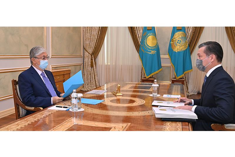 Президент Казахстана дал ряд поручений новому главе минэкологии
