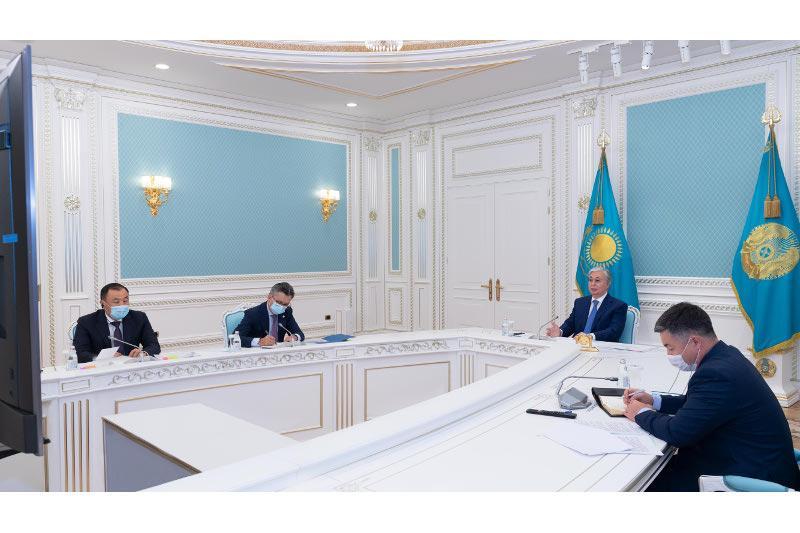 Президенты Казахстана и Швейцарии высказались за расширение двустороннего сотрудничества
