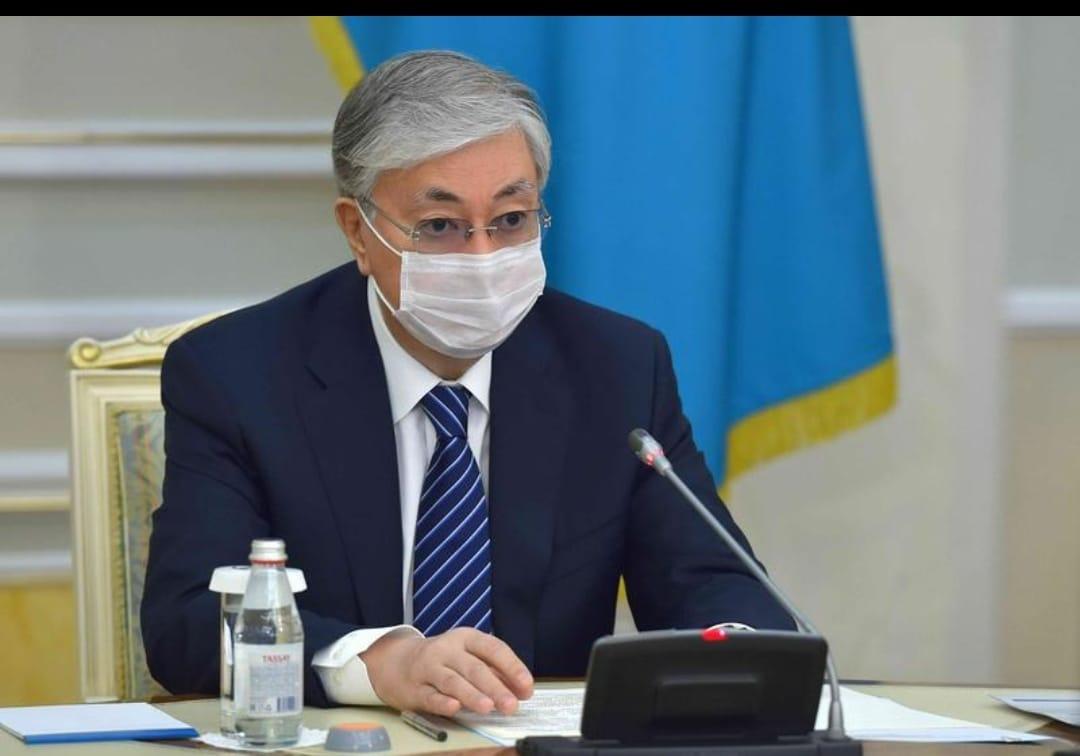 Президент коронавирус індетінің таралуына қарсы іс-қимыл жөнінде кеңес өткізді