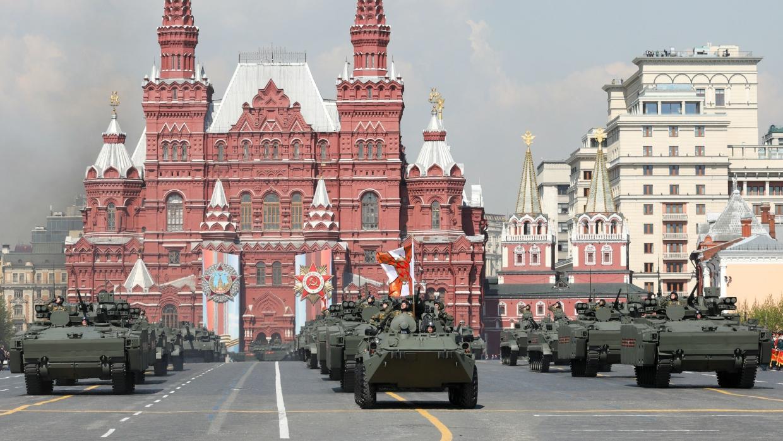 Началась подготовка военнослужащих РК к участию в военном параде в Москве