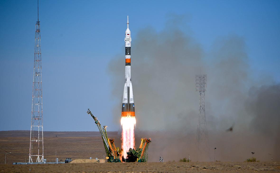 Центр управления полетами готов к запуску нового экипажа МКС с Байконура