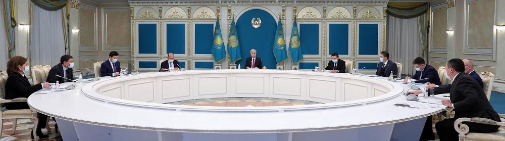 Касым-Жомарт Токаев призвал освободить новую систему госпланирования от формализма