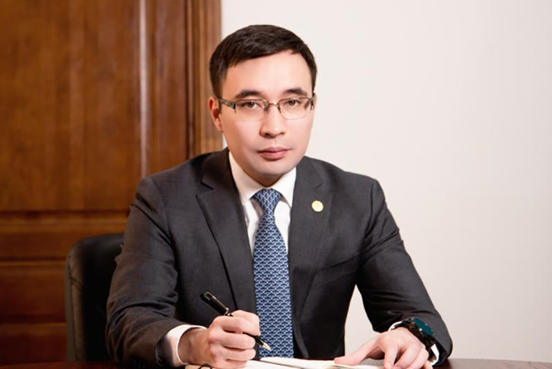 Алишер Абдыкадыров назначен вице-министром национальной экономики РК