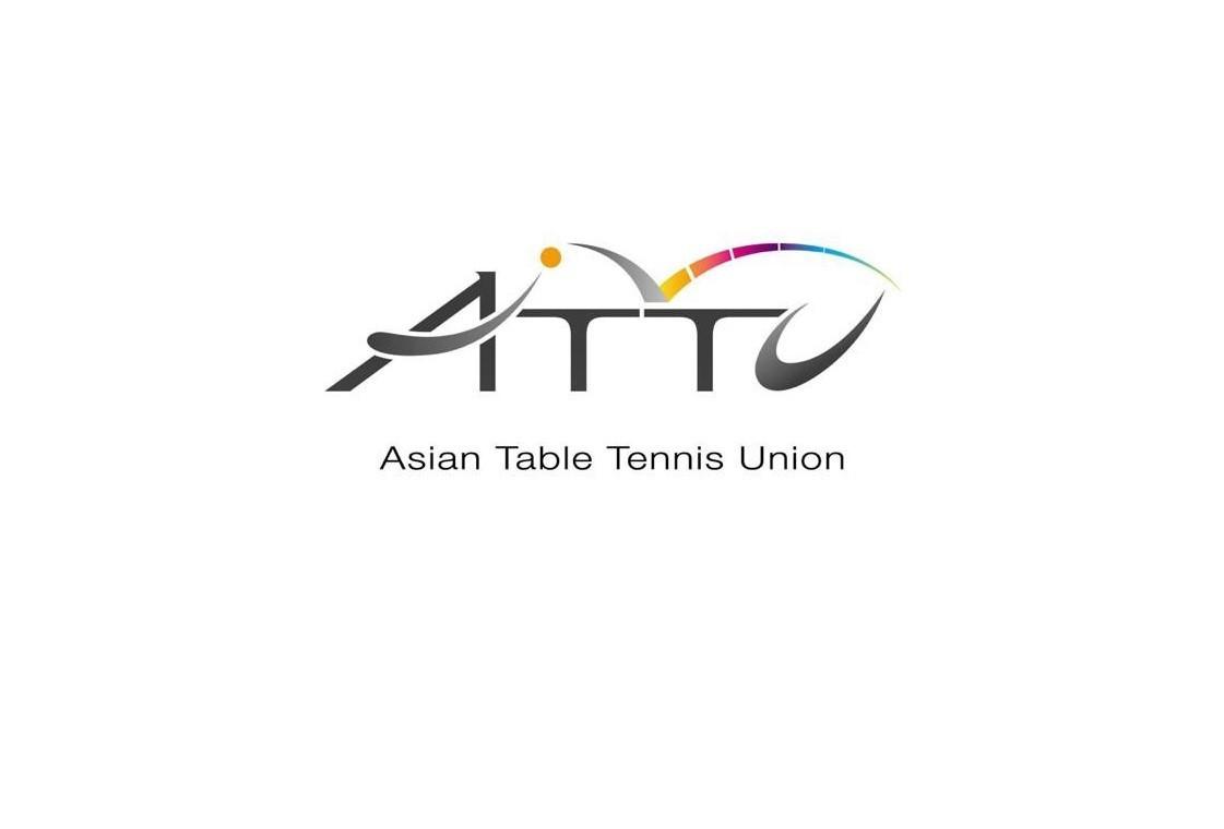 Үстел теннисінен Азия чемпионаты Катарда өтеді