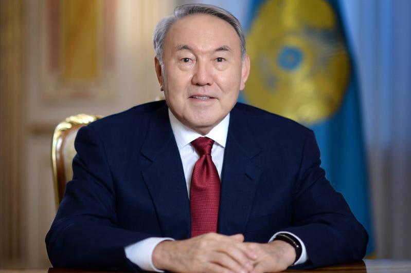 Назарбаев и шейх Мансур Аль Нахаян обсудили вопросы экономического сотрудничества