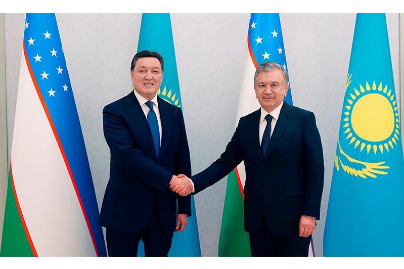Узбекистан и Казахстан подготовят дорожную карту новой экономической повестки партнерства двух стран