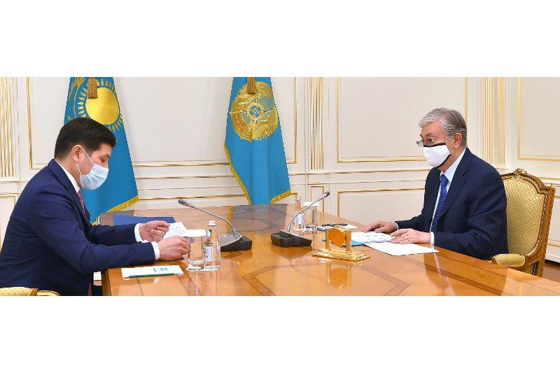 Токаев поручил акиму Павлодарской области обеспечить занятость населения