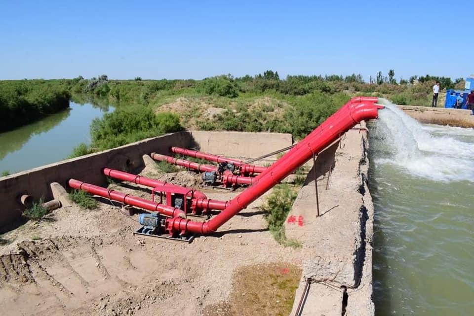 Сельскому хозяйству Туркестанской области нужны водяные счетчики