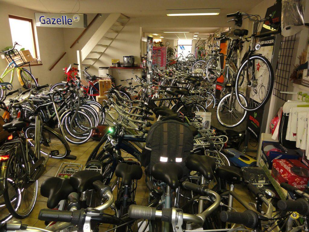 У китайских производителей велосипедов растут доходы