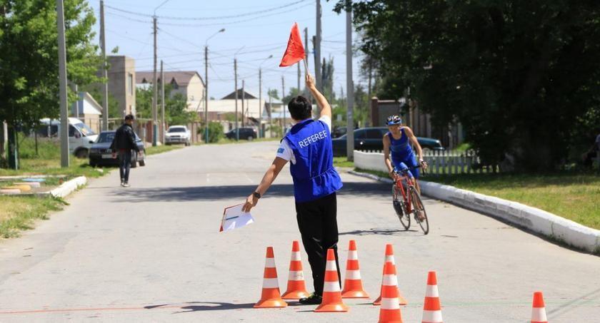 Триатлон федерациясы төрешілерге арналған конкурс өткізеді