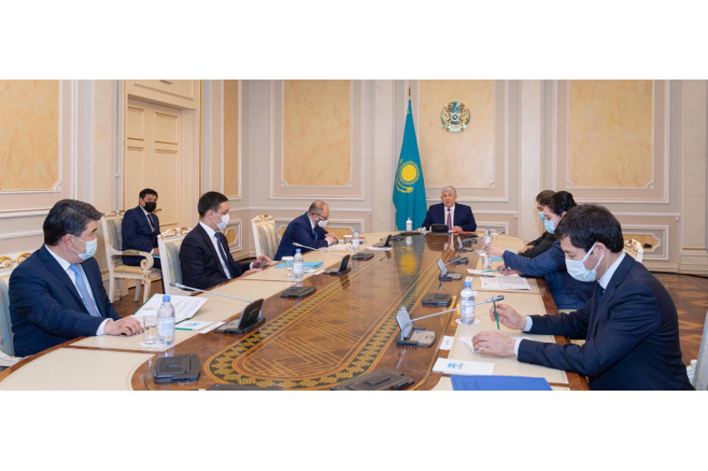 Қырымбек Көшербаев Жемқорлықпен күрес мәселелері жөніндегі комиссия отырысын өткізді