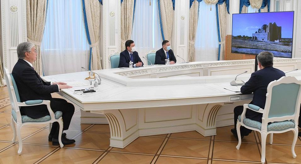 Начать модернизацию тюркской цивилизации призвал Касым-Жомарт Токаев