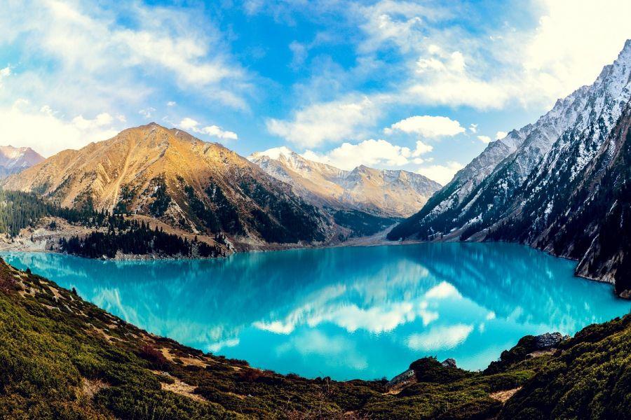 Алматы тауларындағы 8 көл шаһар үшін аса қауіпті