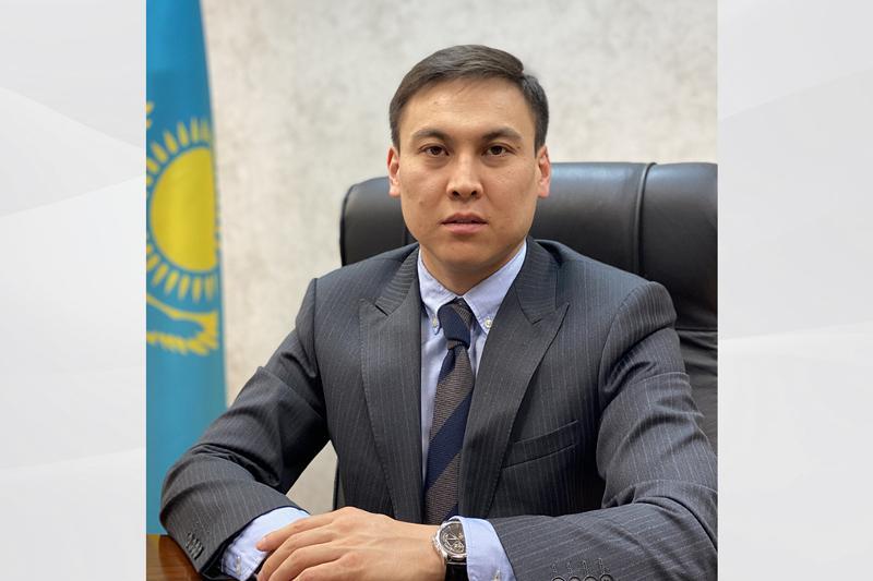 Аскар Жамбакин назначен вице-министром цифрового развития, инноваций и аэрокосмической промышленности РК