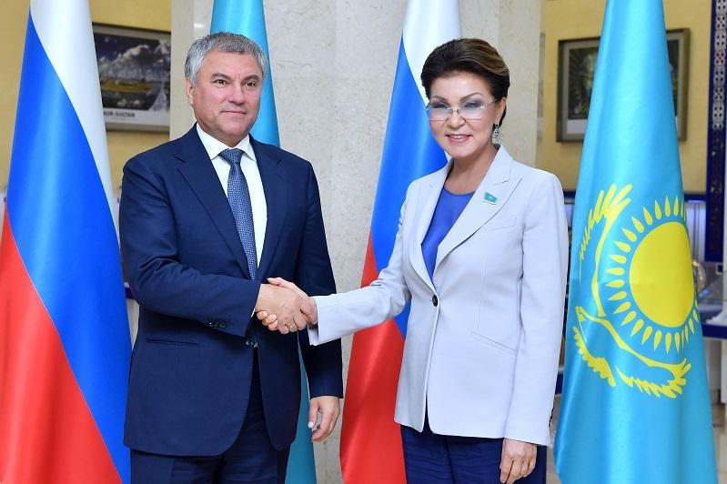 Дариға Назарбаева: Қазақстан мен Ресейдің экология заңнамасын үйлестіретін уақыт жетті