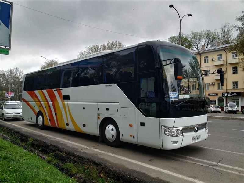 Облысішілік автобус билеттерінің сатылымы тоқтады