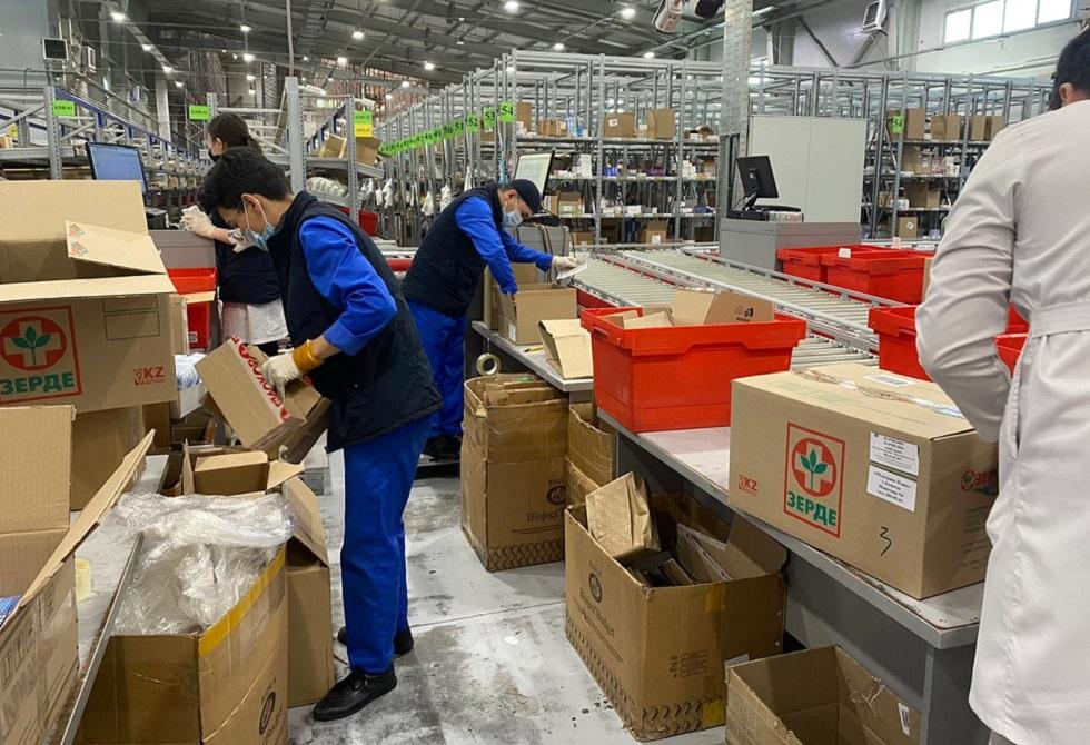 Уже сейчас все наши склады работают без перебоев – «СК-Фармация»
