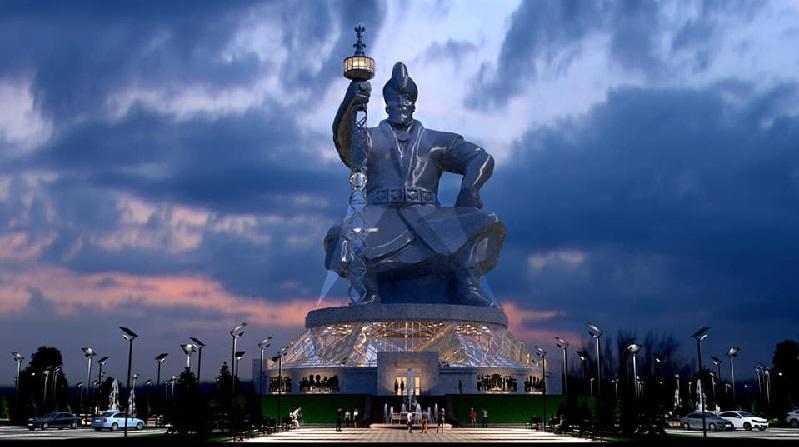 Президент Абылай хан монументін салуды қолдады